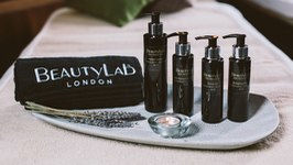 Beauty Lab products at Limegrove Spa