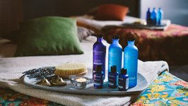 Elemis spa products at Limegrove Spa
