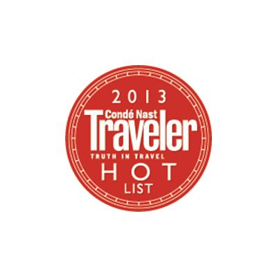 conde nast 2013 hot list logo